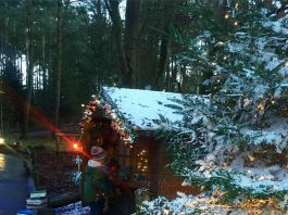 center parcs kerst